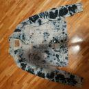 Jeans jakna M 7€