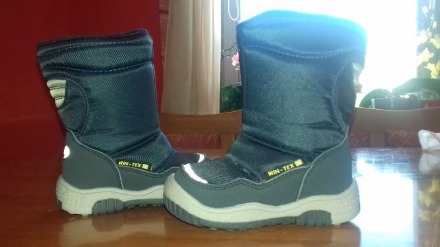 Zimski škornji, snežki WIN-TEX 21, 6€