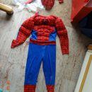 122 Pustni kostim SPIDERMAN 18€