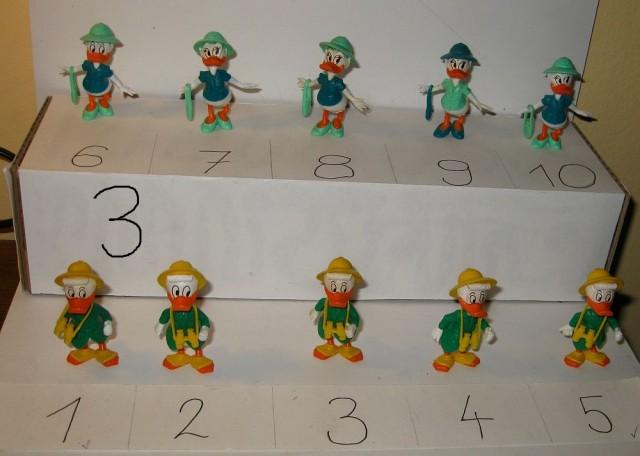 Kinder figure - Disney - foto