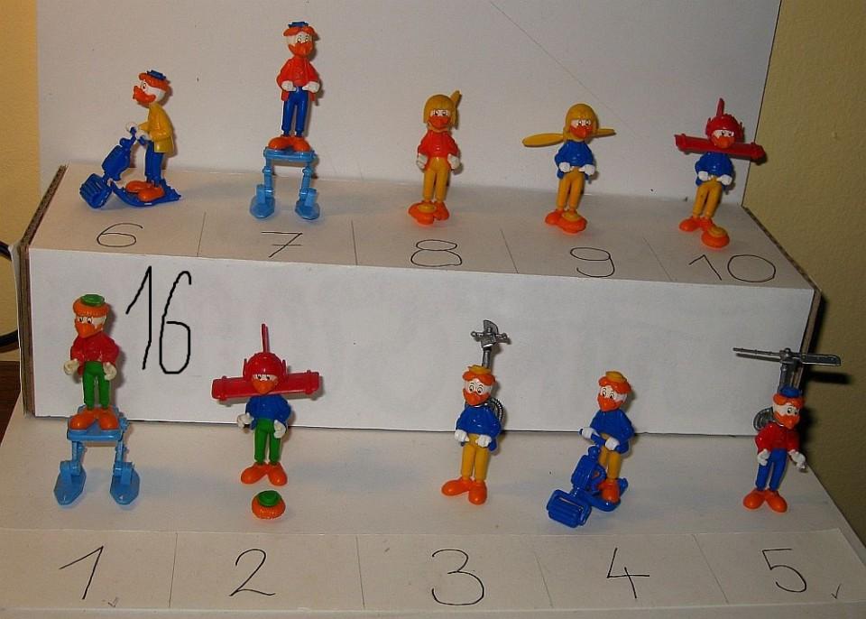 Kinder figure - Disney - foto povečava