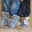 Komplet kratkih hlač za fantka 104