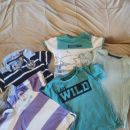 Komplet poletnih oblačil za fantka vel 98-104