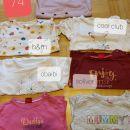 oblačila 74 punčka