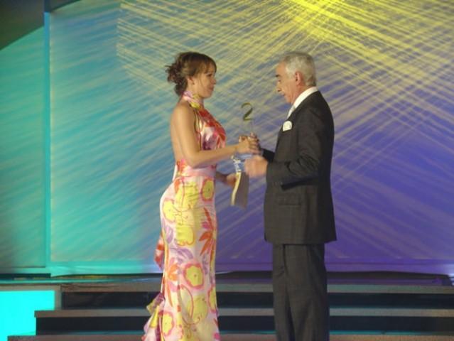 2 de oro 2007 - foto