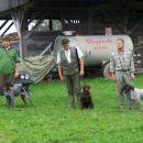 Vodniki z nemškimi žimavkami.