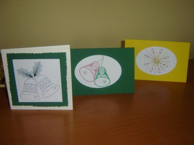 Voščilnice (delo moje mami) - foto povečava