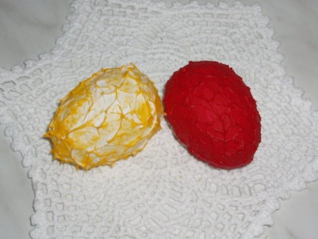 Dekorirna pasta + akrilna barva