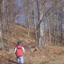 naša ljuba deklica je zelo rada v gozdu in mašira kaki dve urci na dan...Lizika pa je tudi