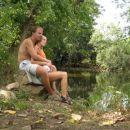 nekje v sadovnjaku ob reki Vipavi 31.7.06