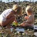 'Ej, Ella, a je morska trava za pojest?'