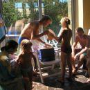 Aquapark Žusterna in en zelo lep dan