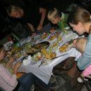 ena extra dobra morska večerja v Piranu...orada rules:)