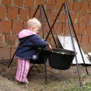 Kajči pa je za piknik vse sama skuhala:)