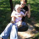 Fiesa 23.9.2006 in tako fajno popoldne na otroškem igrišču:)