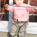 28.10.2006 Novo Mesto in Kajči, ki je pridno pomagala, da so bili vsi kabli na mestu