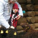 moja lubika in jaz sva zelo uživale v otroškem Zoo:)
