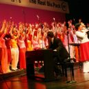 6.10. Cankarjev dom - koncert Perpetuum Jazzile in Bolyki Brothers..noroooooo