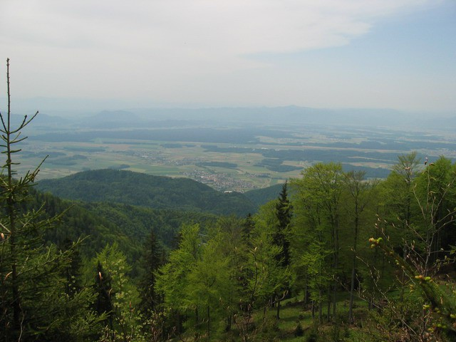 Planinski dom na Gospincu, 22.5.2005 - foto