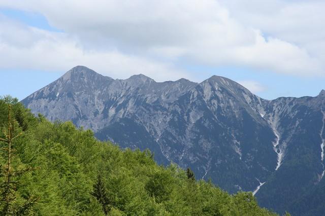 Jerebikovec (Mežakla), 11.6.2006 - foto