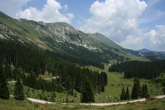 Kofce, Kladivo, Pungartska gora, 12.7.2006 - foto