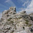Slovenski turnc z vrha Stene