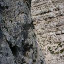 Frelihova prečnica (tam kjer gre vrv)
