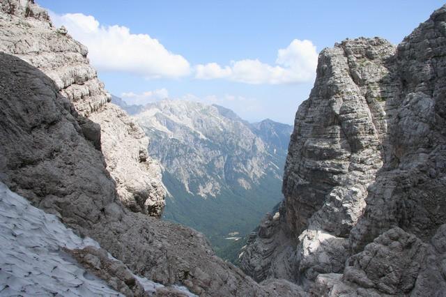 Severna triglavska stena, Slovenska smer, 23. - foto povečava