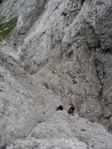 Severna triglavska stena, Slovenska smer, 23. - foto