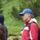 Predavanje o I. sv. vojni ob Krnskem jezeru