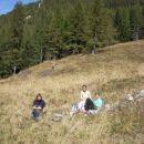 Na Jenkovi planini - v ozadju Goli vrh