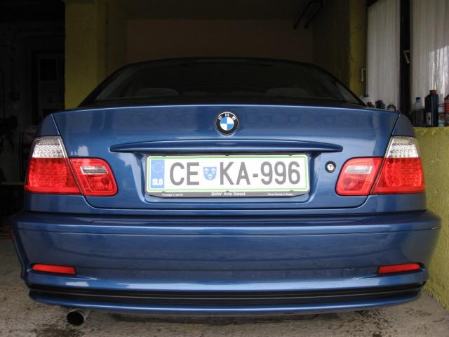 E46 coupe - foto