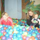 Manja in Jaka z mamicama