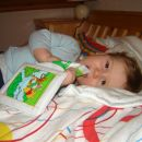 Mamin mali princ :)