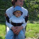 Z mamico pri vrtcu
