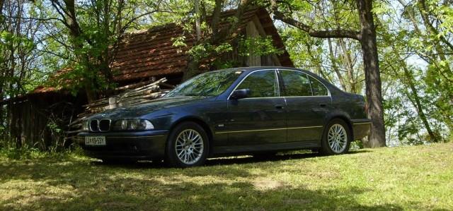 BMW 530dA - foto