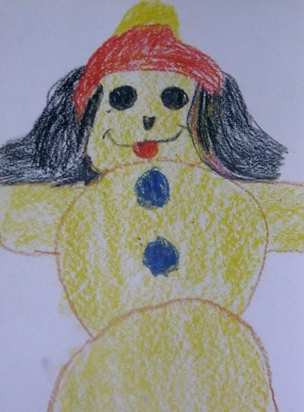 Rumeni snežak
