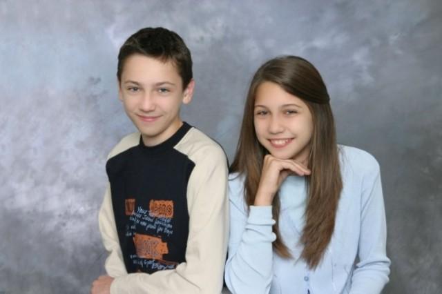 Kristian i Tijana  (Foto Balint)