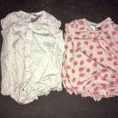 HM kratke pižamice 62, nove 6€