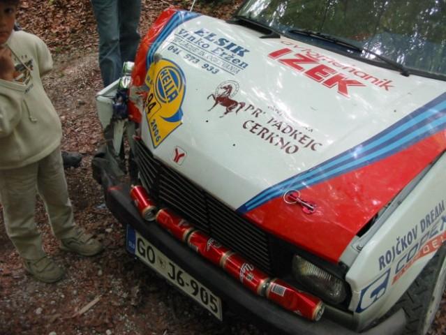 Hella rally 2006 - foto