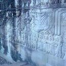 V zid okrog Bayona so Kmeri zapisali, oz. bolje, izklesali svojo dotedanjo zgodovino. Da s