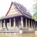 Eden izmed starejših mestnih templjev.