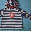 Rezervirano-Flis pulover Next; velikost 18-24m (92); 4€ + ptt
