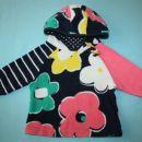 Flis pulover Next; velikost 6-9 m (74); 8€+ptt