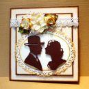 VINTAGE poročna voščilnica - junij 2014