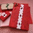 VALENTINOVA darilna škatlica, za prijateljico Karmen