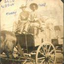 Originalna slika vprežnega voza iz leta 1911
