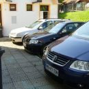 Naši avti - VW Touran, Polo, Golf