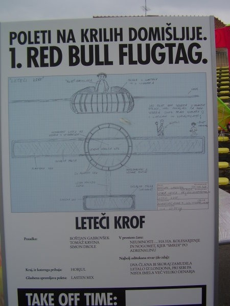 RED BULL FLUGTAG Maribor 12.6.05  - foto povečava