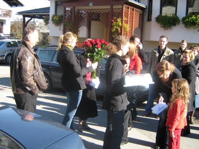 Zlata poroka, 10. november 2007 - foto